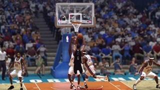NBA Live 06 Gameplay Movie 4