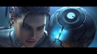 Starcraft II: Heart of the Swarm - Vengeance Trailer