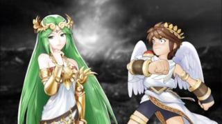 Medusa - Kid Icarus: Uprising Gameplay Trailer