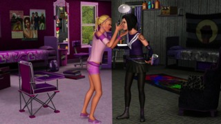 The Sims 3 University Life Launch Trailer