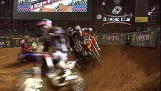 MX vs. ATV Alive - Bar to Bar Trailer