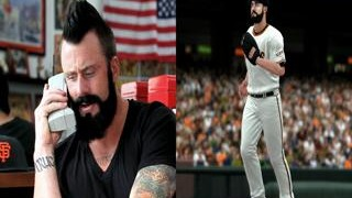 Major League Baseball 2K11 - Brian Wilson Gets the Call Trailer