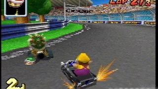 Mario Kart DS Gameplay Movie 5