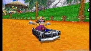 Mario Kart DS Gameplay Movie 6