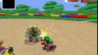 Mario Kart DS Gameplay Movie 7