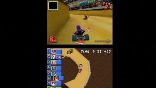 Mario Kart DS Gameplay Movie 8