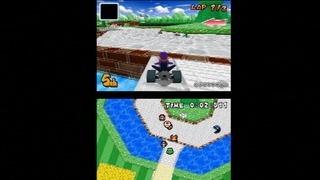 Mario Kart DS Gameplay Movie 9