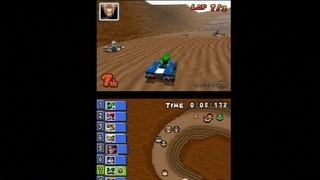 Mario Kart DS Gameplay Movie 10