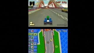 Mario Kart DS Gameplay Movie 11