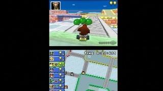 Mario Kart DS Gameplay Movie 12