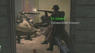 Call of Duty 2 Gameplay Movie 8