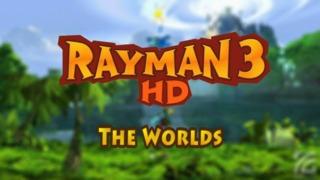 The Worlds - Rayman 3 HD Trailer
