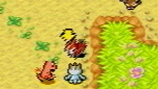 Pokemon: Fushigi na Dungeon Blue Gameplay Movie 1
