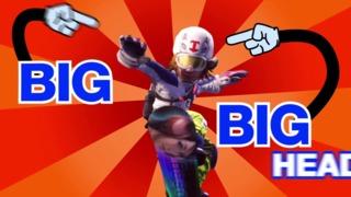 Big Head, Big Hands - SSX Trailer