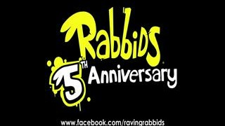 Raving Rabbids: Travel in Time 3D - Happy Birthday Trailer