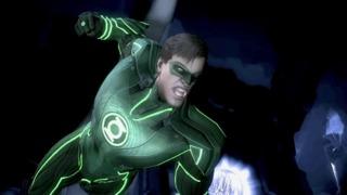 Injustice: Gods Among Us - Green Lantern vs Aquaman Battle Arena
