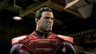 Injustice: Gods Among Us - Superman vs Green Arrow Battle Arena