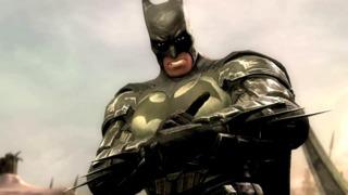 Injustice: Gods Among Us - Batman vs Wonder Woman Battle Arena