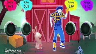 Just Dance 2 Rabbids Trailer