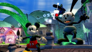 Epic Mickey 2: The Power of Two Announcement Trailer