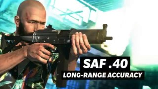 SMG Weapons - Max Payne 3 Trailer