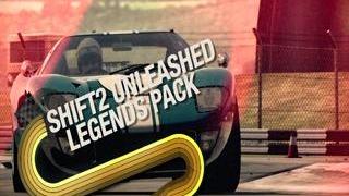 Shift 2: Unleashed - Legends DLC Trailer
