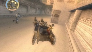 Prince of Persia: The Two Thrones Gameplay Movie 3