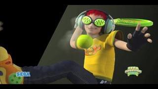 Sega Superstars Tennis Official Trailer 1