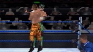 WWE SmackDown! vs. RAW 2006 Gameplay Movie 1