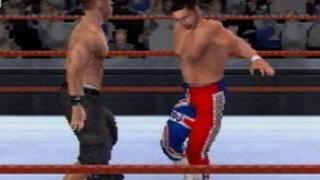 WWE SmackDown! vs. RAW 2006 Gameplay Movie 2