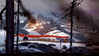 The Banner Saga Announcement Trailer