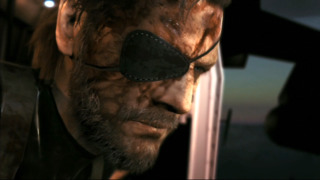 Metal Gear Solid V: The Phantom Pain Title Reveal Trailer