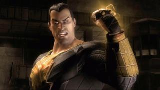 Injustice: Gods Among Us - Black Adam Trailer
