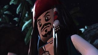 Lego Pirates of the Caribbean: The Video Game - On Stranger Tides Trailer