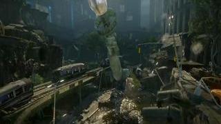 Crysis 2 Retaliation DLC Trailer