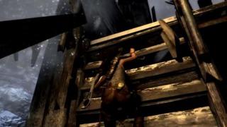 Tomb Raider - Scaling the Ziggurat