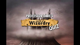 Professor Dare's World of Wizardry Quiz Official Trailer