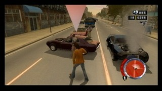 Driver: Parallel Lines Gameplay Movie 2