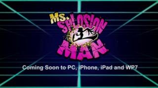 Announcement - Ms. 'Splosion Man Trailer