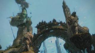 Guild Wars 2 - Lion's Arch Flythrough Video