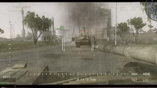 Battlefield 2: Modern Combat Gameplay Movie 1