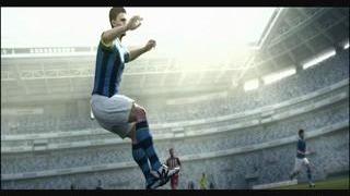 Pro Evolution Soccer 2012 Announcement Trailer
