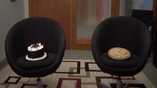 Faxion Online - Pie vs. Cake Trailer