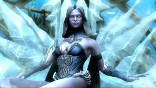 Killer Frost & Ares Gameplay Trailer - Injustice: Gods Among Us