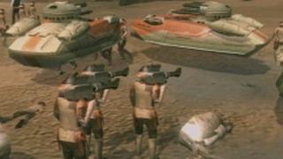 Star Wars: Empire at War Gameplay Movie 3