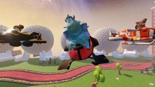 Disney Infinity - Toy Box Trailer
