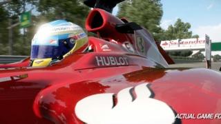F1 2013 - Monza Hot Lap: Trailer