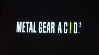 Metal Gear Acid 2 Official Movie 1