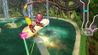 Sonic Riders Gameplay Movie 1