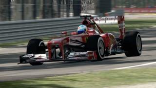 F1 2013 - Monza Hot Lap Trailer